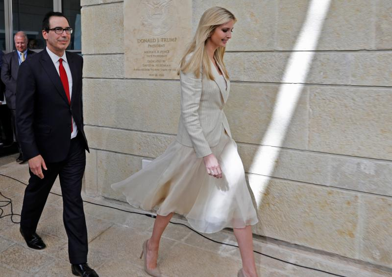 065d4170ab3 Ivanka Trump was blessed by controversial rabbi