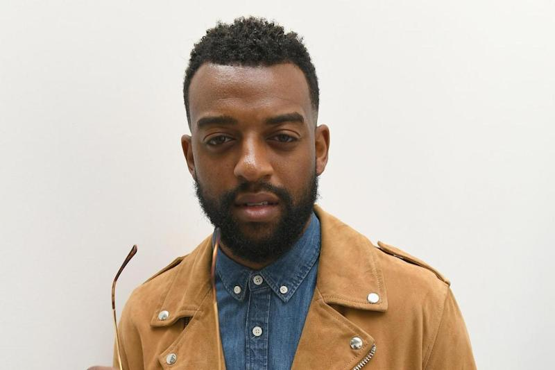 Accused: Oritse Williams (Getty Images)