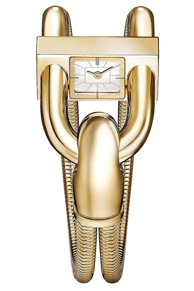 """<p><strong>Van Cleef & Arpels Cadenas Sertie Gold Watch</strong></p><p>vancleefarpels.com</p><p><strong>$26600.00</strong></p><p><a href=""""https://go.redirectingat.com?id=74968X1596630&url=https%3A%2F%2Fwww.vancleefarpels.com%2Fus%2Fen%2Fcollections%2Fwatches%2Fcadenas%2Fvcaro4j200-cadenas-bracelet-or-watch.html&sref=https%3A%2F%2Fwww.harpersbazaar.com%2Ffashion%2Ftrends%2Fg30515430%2Fbest-watch-brands-for-women%2F"""" rel=""""nofollow noopener"""" target=""""_blank"""" data-ylk=""""slk:Shop Now"""" class=""""link rapid-noclick-resp"""">Shop Now</a></p><p>In 1896, across the street from the Hôtel Ritz at 22 Place Vendôme, Alfred Van Cleef and his father-in-law, Salomon Arpels, opened the doors to a fine jewelry store for the neighborhood's discerning clientele. It would grow to become a leader in the market, continuously offering baubles steeped in charm and fantasy—two traits that exemplify the Alhambra, the maison's most iconic design.<br><br>Perhaps second in prestige is the Cadenas watch, which made its debut in 1935 alongside four other styles. But it is the Cadenas that remained in production until the '60s and was reintroduced in 2015. This is because of its unique design: The timepiece features a padlock-shaped clasp that holds the movement and a slinky gold cord bracelet that is intended to rest loose on the wrist. </p>"""