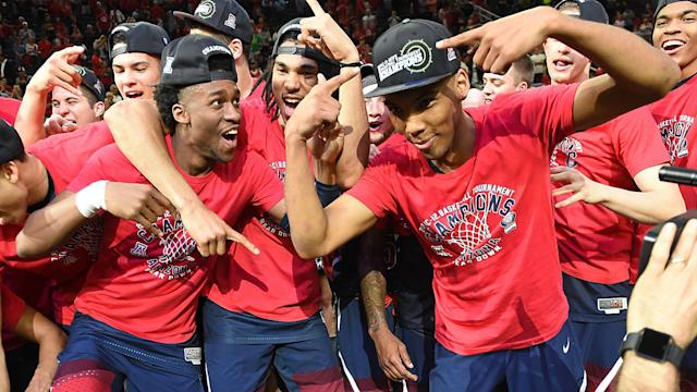 Gonzaga is going to have to wait for that ever-elusive NCAA Tournament championship, thanks to Arizona.