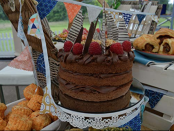 """<p>Before filming begins, production conducts a <a href=""""https://gbbo.take-part.co.uk/info/rules"""" rel=""""nofollow noopener"""" target=""""_blank"""" data-ylk=""""slk:thorough background check"""" class=""""link rapid-noclick-resp"""">thorough background check</a> to make sure your application is correct and that you're fit to compete.</p>"""