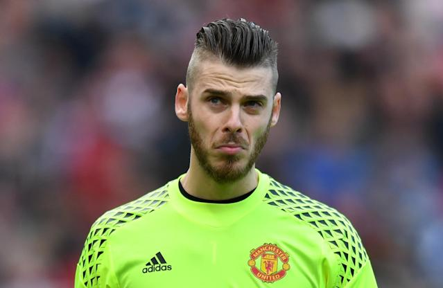 Manchester United: Is Jose Mourinho Preparing for Life Without David De Gea?