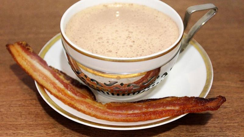 Bacon Spice Latte for Serious Bacon Lovers Only