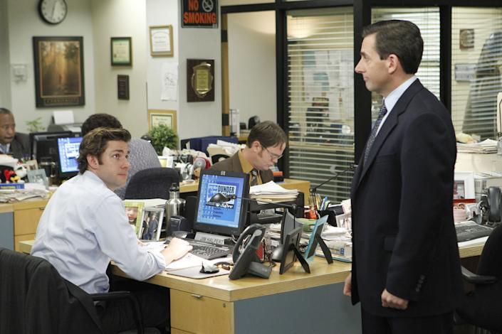 """<h1 class=""""title"""">The Office</h1><cite class=""""credit"""">Photo: Chris Haston/NBCU Photo Bank/NBCUniversal via Getty Images via Getty Images</cite>"""