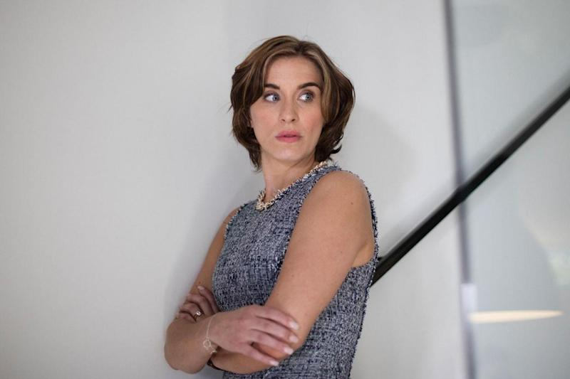 Vicky McClure in The Replacement (BBC/Left Bank/Mark Mainz)