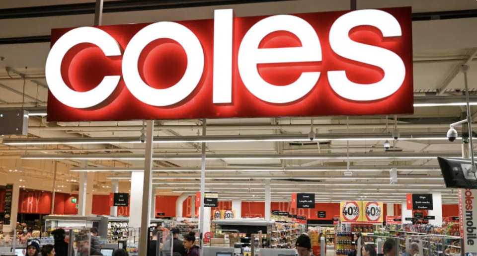 One of the MasterChef steak knives in the Coles promotion has snapped. Source: AAP
