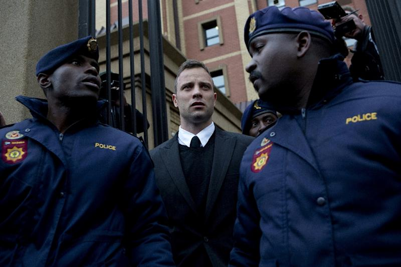 A South African court last month more than doubled Oscar Pistorius's original prison sentence for killing his girlfriend to 13 years