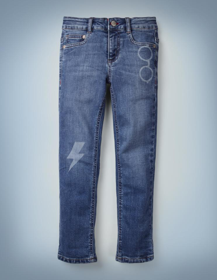 "<p>With just a hint of Harry himself, these jeans will remind every kid that they are unique in their own special way.</p> <p><strong>To buy:</strong> $48; <a href=""https://click.linksynergy.com/deeplink?id=93xLBvPhAeE&mid=40372&murl=https%3A%2F%2Fwww.bodenusa.com%2Fen-us%2Flightning-bolt-slim-jeans-mid-vintage%2Fsty-b0867-mdn%3Fcat%3DC1_S13_G1365&u1=RS%2CMiniBodenJustLaunchedaHarryPotterCollection%2Cnunezf%2CCLO%2CIMA%2C670325%2C201908%2CI"" target=""_blank"">bodenusa.com.</a></p>"