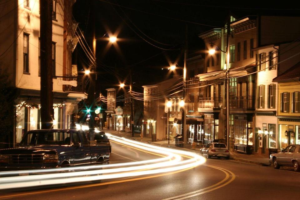 "<p>This underrated destination is one of our favorite places to spend Valentine's Day, and for good reason: It's home to lovely, candlelit restaurants, a beautiful main street, and a fantastic brewery.</p><p><a class=""link rapid-noclick-resp"" href=""https://go.redirectingat.com?id=74968X1596630&url=https%3A%2F%2Fwww.tripadvisor.com%2FAttractions-g41131-Activities-Ellicott_City_Maryland.html&sref=https%3A%2F%2Fwww.redbookmag.com%2Flife%2Fg35212951%2Fromantic-weekend-getaways%2F"" rel=""nofollow noopener"" target=""_blank"" data-ylk=""slk:PLAN YOUR TRIP"">PLAN YOUR TRIP</a></p>"