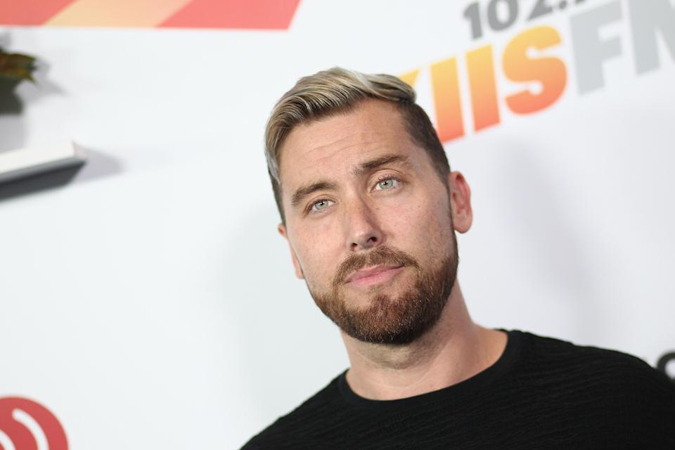 Lance Bass, pictured here in June, says he was told he was the highest bidder on the house and it was his. (Photo: Getty Images)