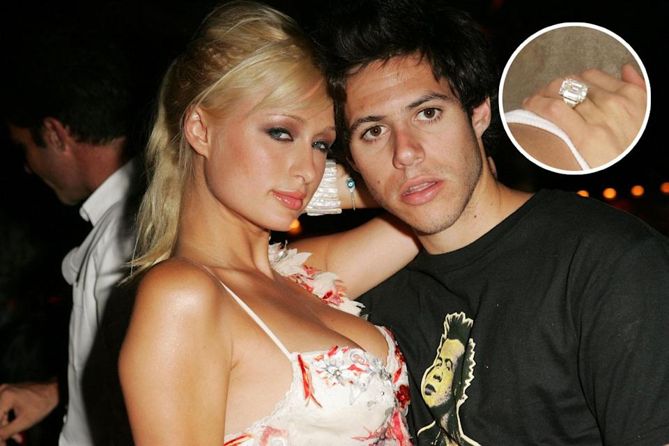 """Paris Hilton and Paris <span class=""""s1"""">Latsis called off their engagement. </span>(Photo: Getty Images)"""