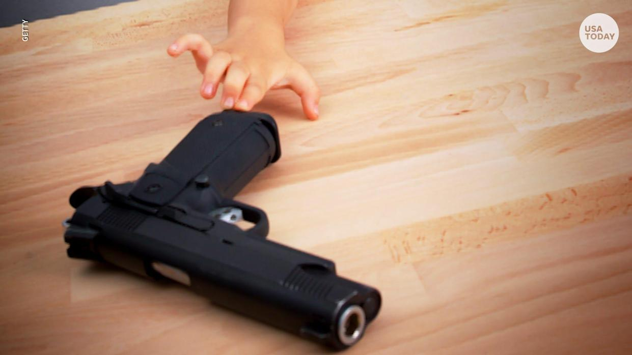 Children living in states with more restrictions on firearms are less likely to die from them, a new study says.