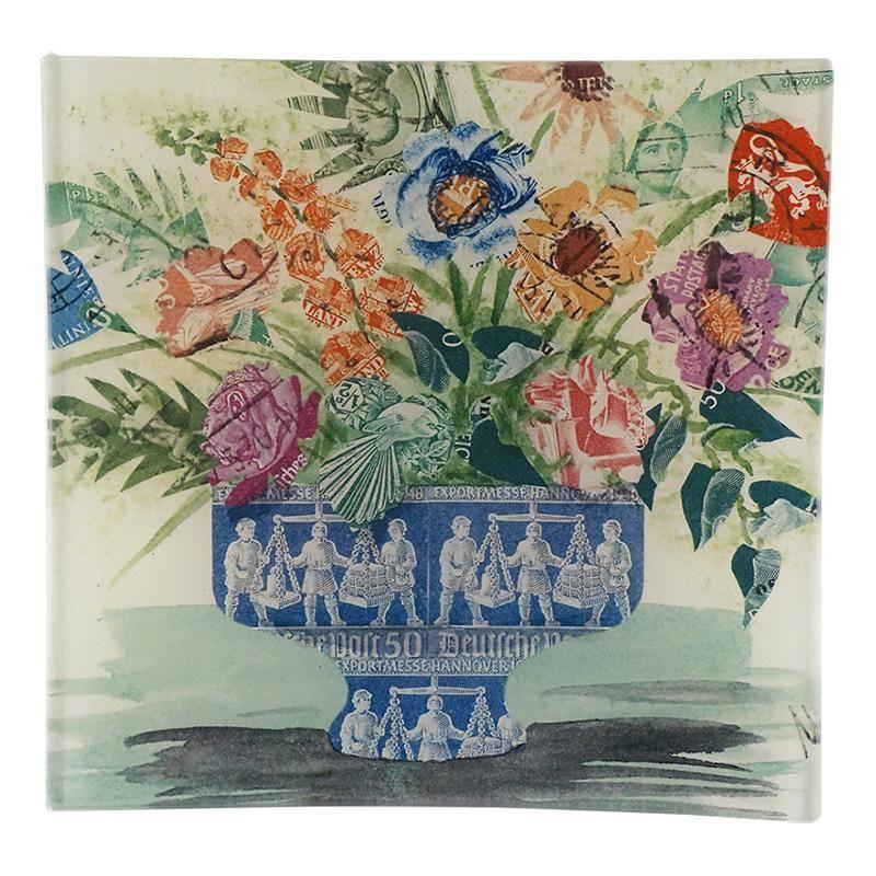 "<p><strong>John Derian</strong></p><p>johnderian.com</p><p><strong>$48.00</strong></p><p><a href=""https://www.johnderian.com/collections/decoupage-browse-by-theme-flowers/products/vp-stamp-bouquet-jpg"" rel=""nofollow noopener"" target=""_blank"" data-ylk=""slk:Shop Now"" class=""link rapid-noclick-resp"">Shop Now</a></p><p>This whimsical tray is one of our favorites from this season's collection of decoupage items from John Derian.</p>"