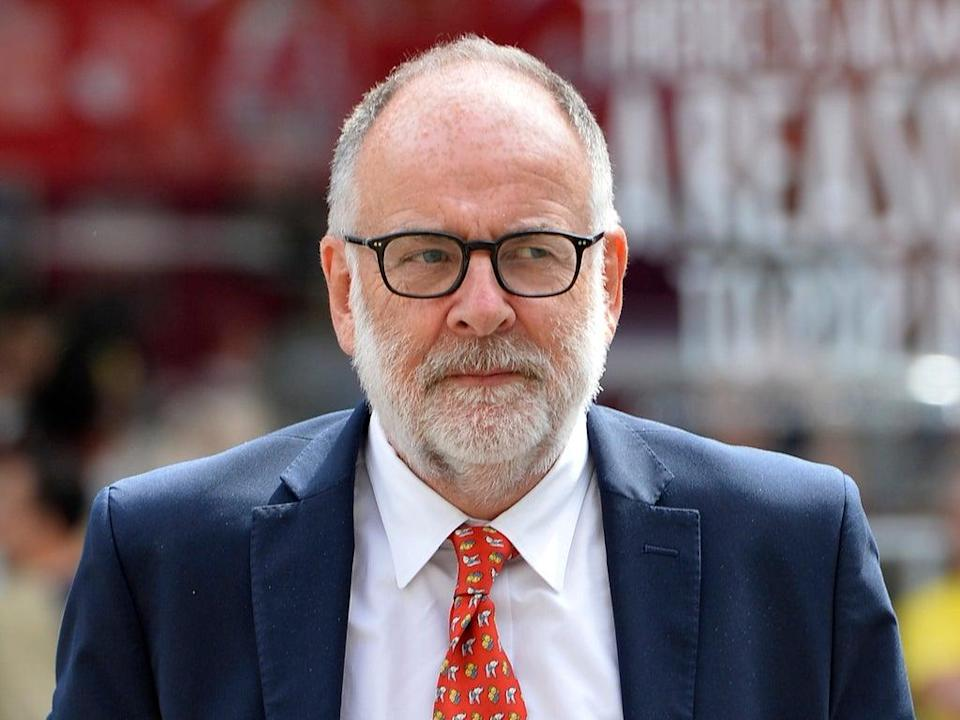 Lord Falconer was appointed shadow attorney general by Keir Starmer in April 2020 (PA)