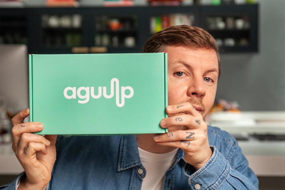<p>I wanted a one-stop-shop gut, brain, health booster</p>Aguulp