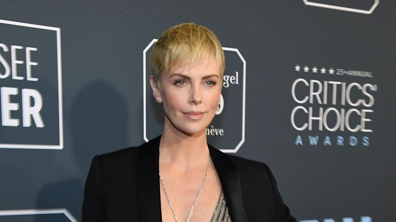 Charlize Theron Reacts to Peter Weber's 'Dramatic' Premiere of 'The Bachelor' (Exclusive)