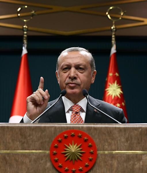Turkish President Recep Tayyip Erdogan has said that the EU is not upholding its side of the bargain in the controversial migrant deal signed in March