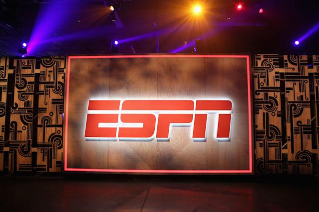 ESPN is deciding how to punish Dan Le Batard for breaking company policy and talking about politics on his radio show. (Getty Images for ESPN)