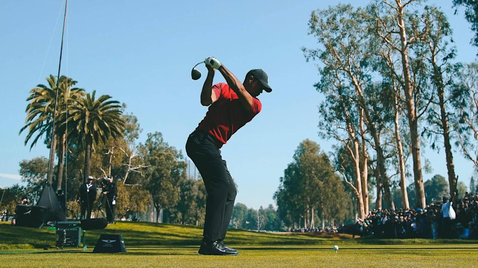 "<p>Tiger Woods is the greatest, richest and most famous golfer of all time — a household-name celebrity even among people who have never watched a round or swung a club. No golfer in history has won more than Woods' 82 PGA Tour victories, which include 15 major wins and nine victories in one year during his miraculous 2000 season. His massive endorsement deals have helped make him one of the richest athletes ever as he approaches a three-comma net worth.</p> <p><em><strong>More From GOBankingRates</strong></em></p> <ul> <li><em><strong><a class=""link rapid-noclick-resp"" href=""https://www.gobankingrates.com/net-worth/debt/ways-dig-yourself-out-debt/?utm_campaign=1019596&utm_source=yahoo.com&utm_content=15"" rel=""nofollow noopener"" target=""_blank"" data-ylk=""slk:30 Ways To Dig Yourself Out of Debt"">30 Ways To Dig Yourself Out of Debt</a></strong></em></li> <li><em><strong><a class=""link rapid-noclick-resp"" href=""https://www.gobankingrates.com/saving-money/budgeting/how-much-average-american-spends-daily/?utm_campaign=1019596&utm_source=yahoo.com&utm_content=16"" rel=""nofollow noopener"" target=""_blank"" data-ylk=""slk:Are You Spending More Than the Average American on 25 Everyday Items?"">Are You Spending More Than the Average American on 25 Everyday Items?</a></strong></em></li> <li><em><strong><a class=""link rapid-noclick-resp"" href=""https://www.gobankingrates.com/saving-money/savings-advice/unusual-money-moves-could-set-you-up-for-life/?utm_campaign=1019596&utm_source=yahoo.com&utm_content=17"" rel=""nofollow noopener"" target=""_blank"" data-ylk=""slk:60 Money Moves That Could Set You Up for Life"">60 Money Moves That Could Set You Up for Life</a></strong></em></li> <li><em><strong><a class=""link rapid-noclick-resp"" href=""https://www.gobankingrates.com/saving-money/shopping/things-you-do-not-need-buy-during-coronavirus-pandemic/?utm_campaign=1019596&utm_source=yahoo.com&utm_content=18"" rel=""nofollow noopener"" target=""_blank"" data-ylk=""slk:Guns and 32 Other Things You Definitely Do NOT Need To Buy During the Coronavirus Pandemic"">Guns and 32 Other Things You Definitely Do NOT Need To Buy During the Coronavirus Pandemic</a></strong></em></li> </ul>"