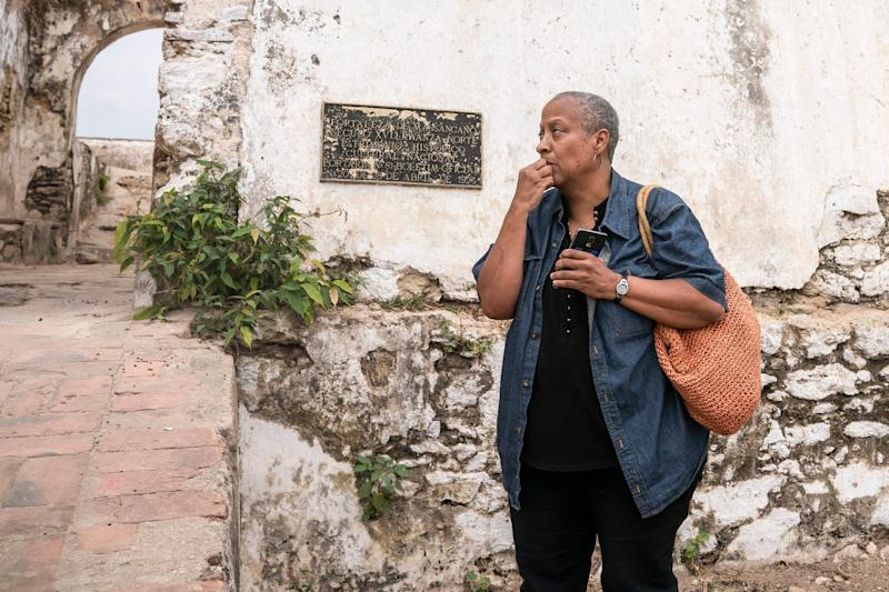 Wanda Tucker went to Angola to get in touch with her ancestors.