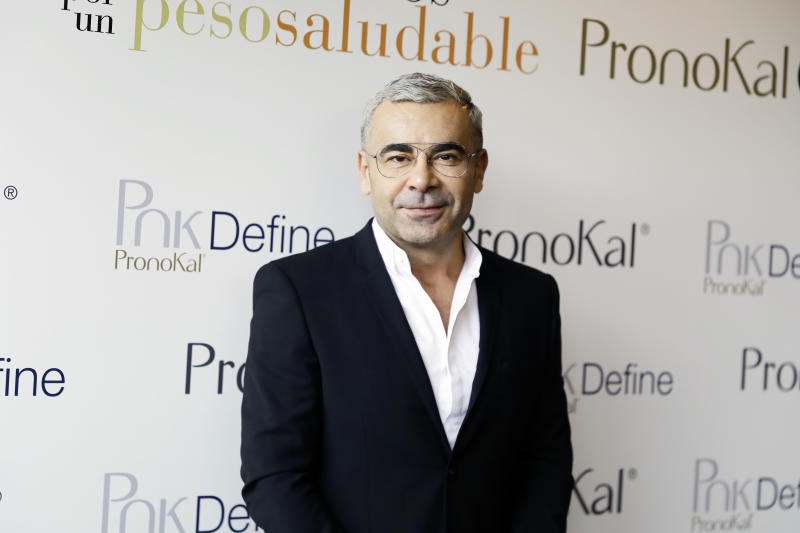 MADRID, SPAIN - MARCH 03: Jorge Javier Vazquez presents PronoKal on March 03, 2020 in Madrid, Spain. (Photo by Europa Press Entertainment/Europa Press via Getty Images)