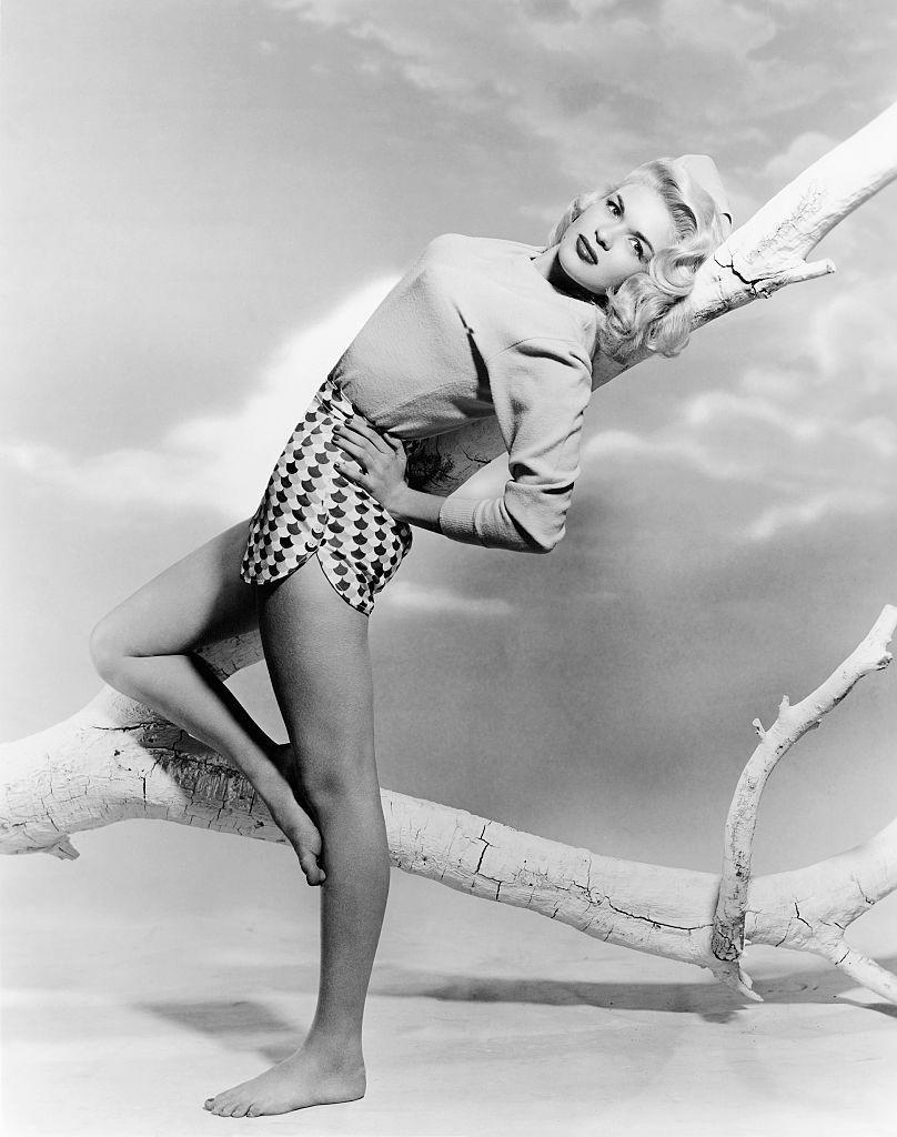 <p>With the support of a studio, Mansfield continued to nab minor film roles. In 1955 alone, she appeared in a trio of Warner Bros. films—<em>Pete Kelly's Blues, Illegal, </em>and <em>Hell on Frisco Bay</em>.</p>