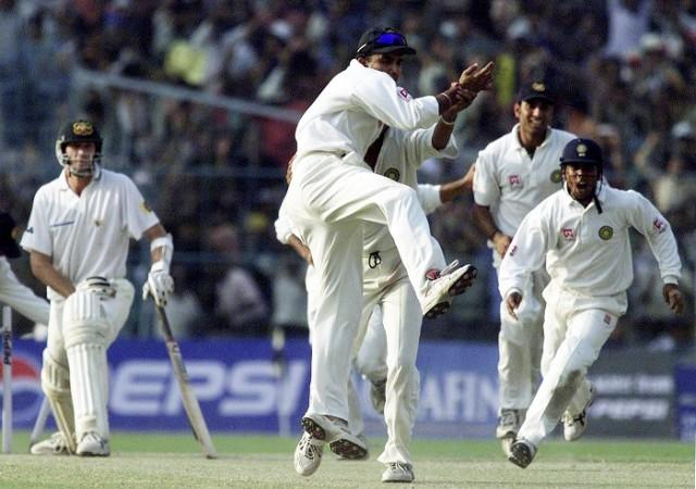 Sourav Ganguly, India, Australia, Test series, Kolkata 2001