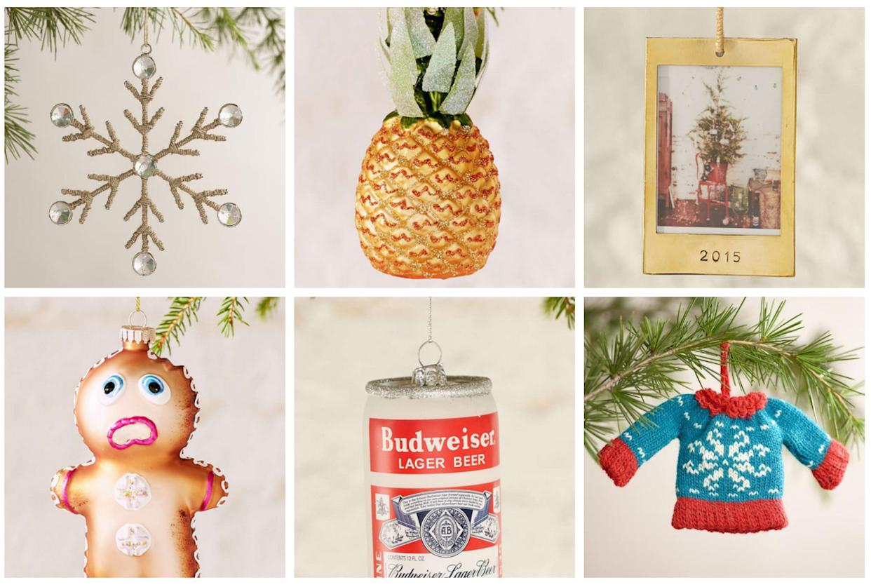 cute Christmas tree ornaments