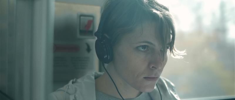"This film image released by ERBP Films shows Amy Seimetz in a scene from ""Upstream Color."" (AP Photo/ERBP Films)"