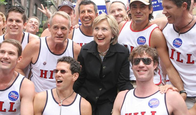 Hillary Clinton Just Released a Bold New Platform for LGBT Equality