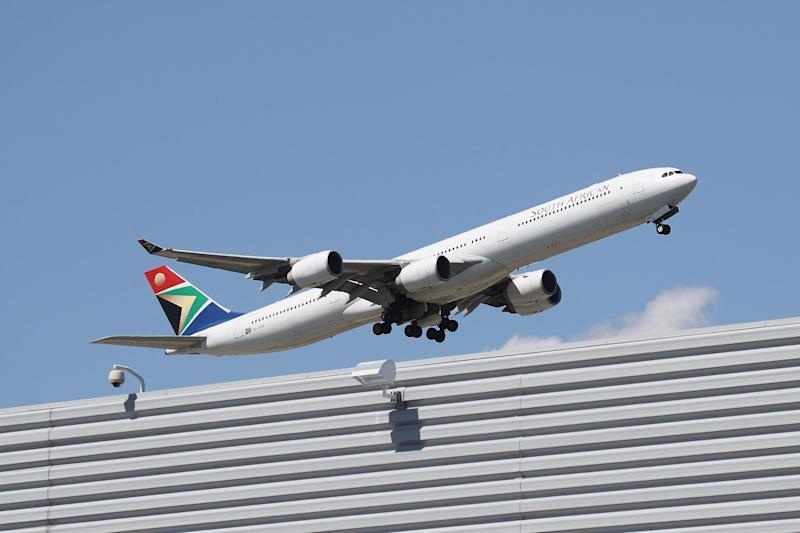 South African Airways in Limbo as State Considers Bailout