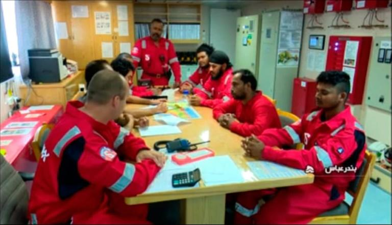 There are 18 Indian nationals on board the Stena Impero (AFP Photo/-)
