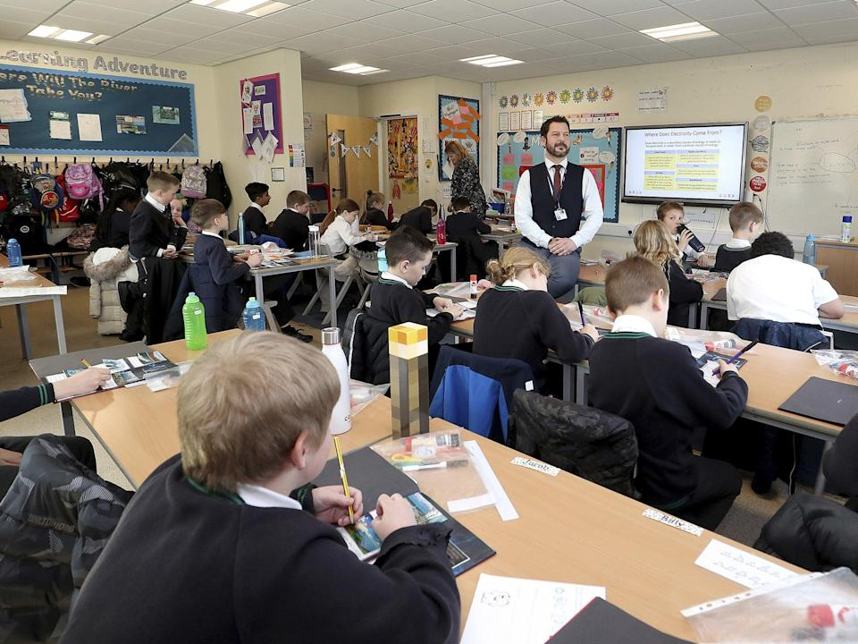 <p>Lockdown has had a huge impact on the education of millions of pupils in the UK</p> (Getty)