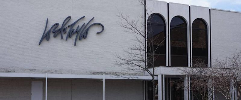 Lord & Taylor is a department store in the United States, Oak Brook, IL April 22, 2018