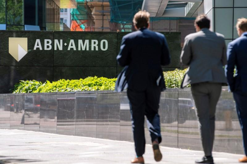 ABN Amro takes $200 million hit on U.S. client felled by market turmoil