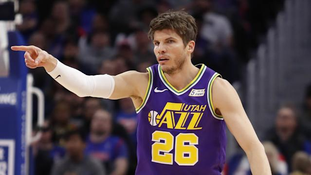 Veteran sharpshooter Kyle Korver is reportedly choosing the Bucks over the Sixers, but the reason makes total sense. By Paul Hudrick
