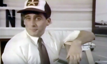 "<p>Before Steve Carrell made it big, he starred in a 1990 commercial for Brown's Chicken. Watching <a href=""https://www.youtube.com/watch?v=faAZo970RA4"" rel=""nofollow noopener"" target=""_blank"" data-ylk=""slk:the ad"" class=""link rapid-noclick-resp"">the ad</a> is like watching a young Michael Scott—which is, of course, a beautiful thing. </p>"
