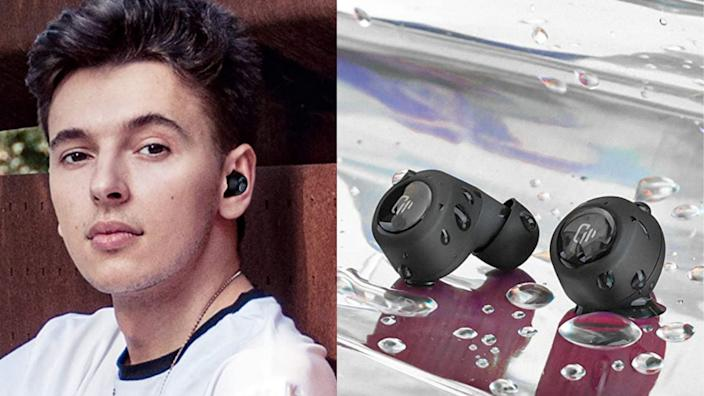 Dudios's Wireless Earbuds are part of Amazon's Deal of the Day.