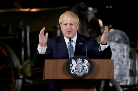 Brexit means a 'better deal' for farmers, PM Johnson tells Wales