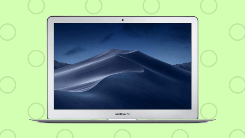 The one and only, MacBook Air! (Photo: Amazon)