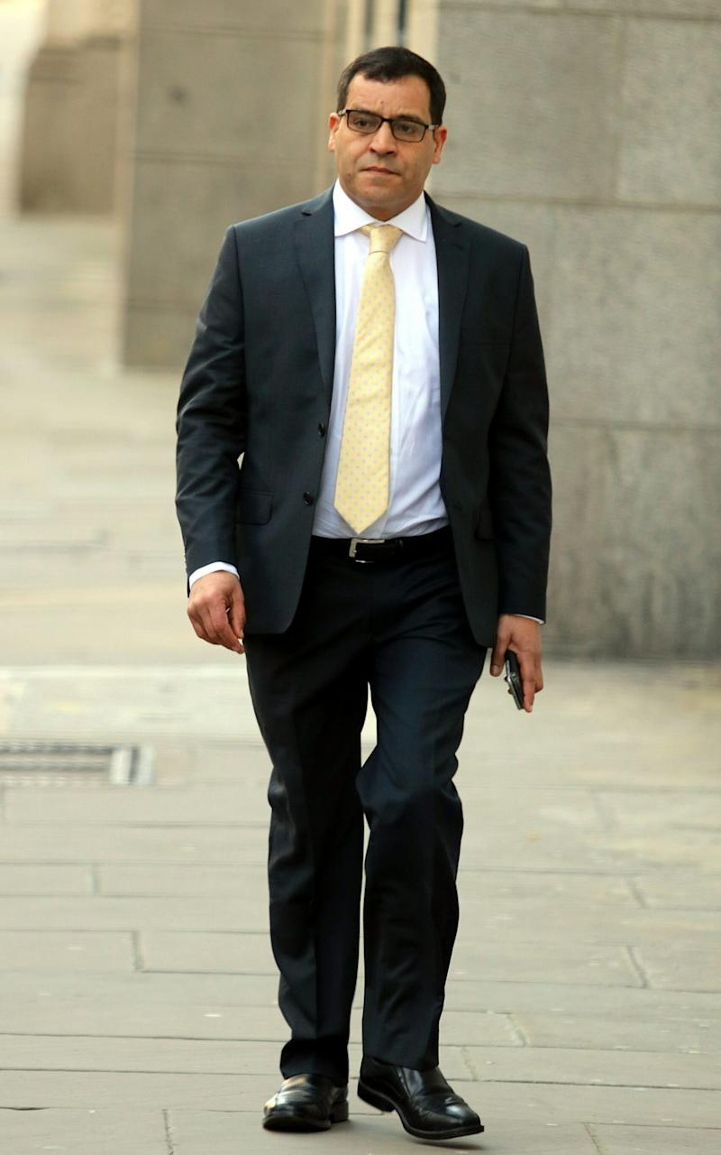 Mohamed Amrani, one of the UK's leading heart surgeons is due to stand trial accused of sex offences - Credit: Ed Willcox
