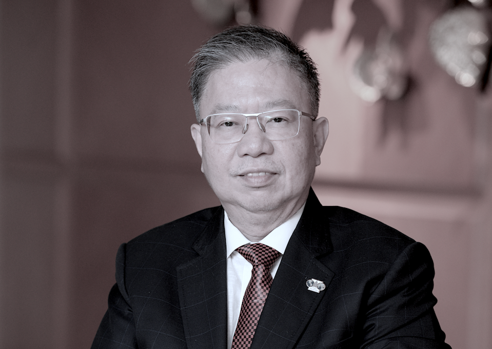 Michael Geh was the immediate past president of FIABCI Malaysia and current President of FIABCI East Asia Multi National Chapter. — Picture by Steven Ooi KE