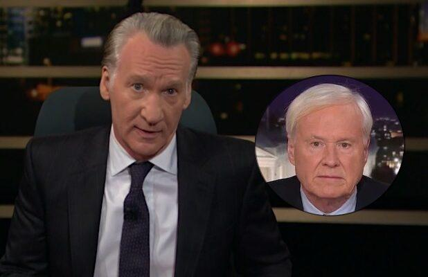 Bill Maher Mocks Chris Matthews' Accuser, Defends Married Guys Who 'Want to Flirt for 2 Seconds'