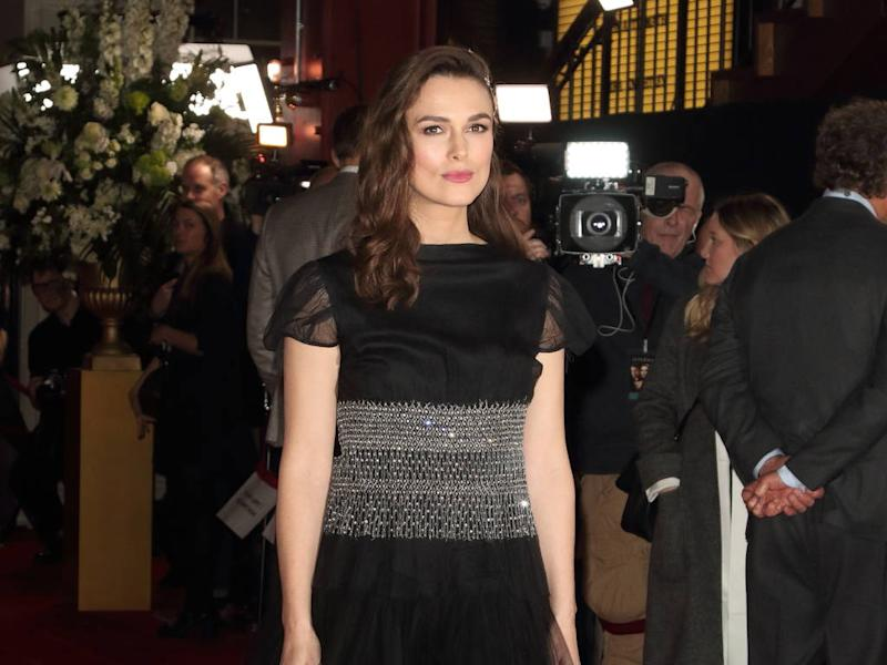 Keira Knightley regrets sleep training daughter during gruelling Official Secrets shoot