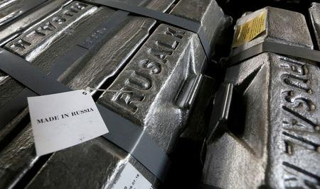 Russian Aluminum Giant Makes Bid For Relief From US Sanctions