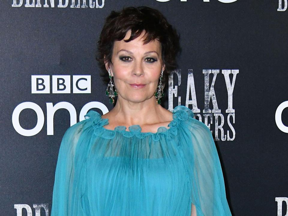 <p>Peaky Blinders director shares unique tribute to Helen McCrory after her death at 52</p> (Shutterstock)