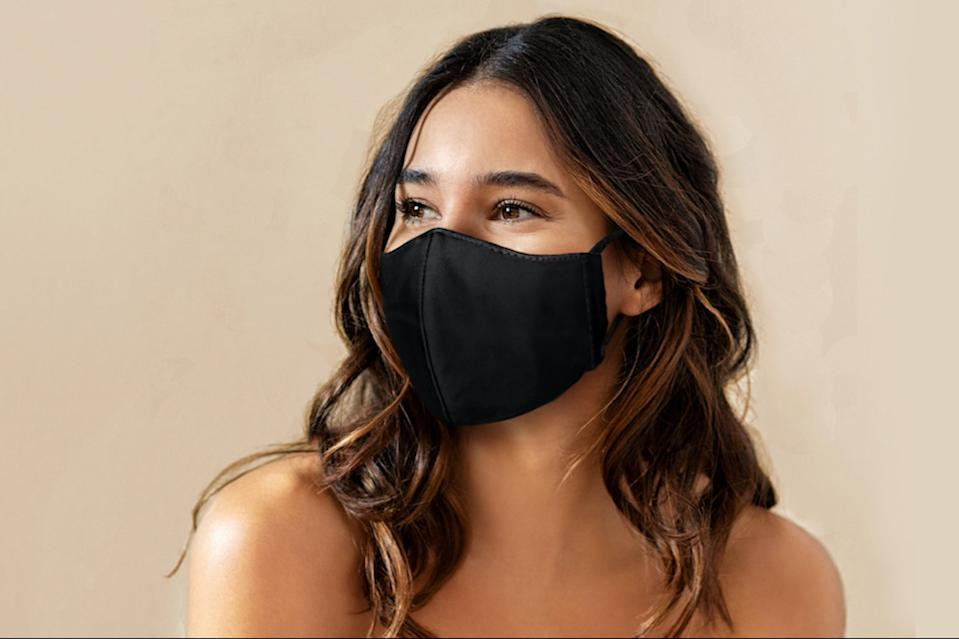 These simple masks go with everything. (Photo: Space Mask)