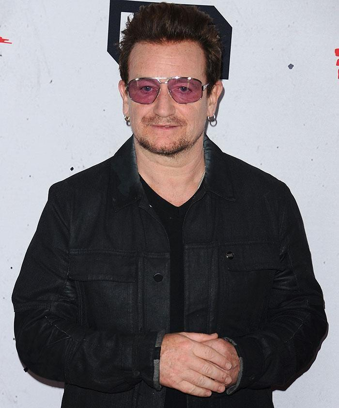 U2 S Bono Was Caught Up In Nice Attack
