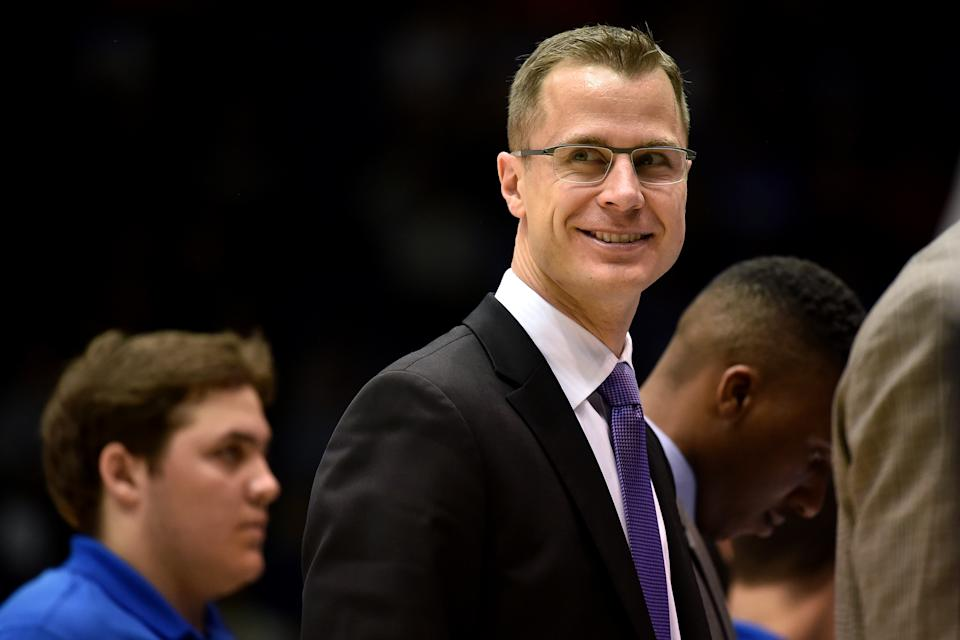 Asking Jon Scheyer to duplicate Coach K's historic success is probably too much. But now that Duke's been built into a powerhouse, he has to at least keep the program in national contention. (Photo by Lance King/Getty Images)