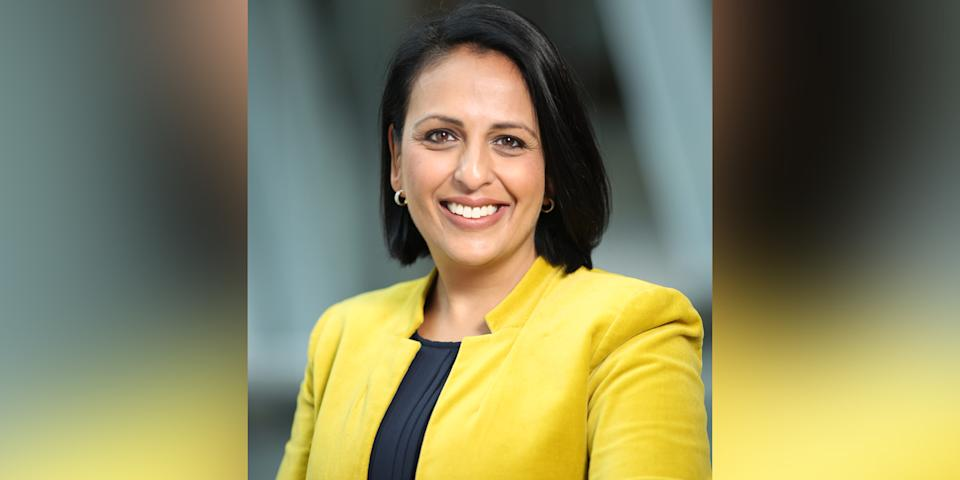 Divya Steinwall, head of sales enablement and business management for iShares Canada, BlackRock Asset Management
